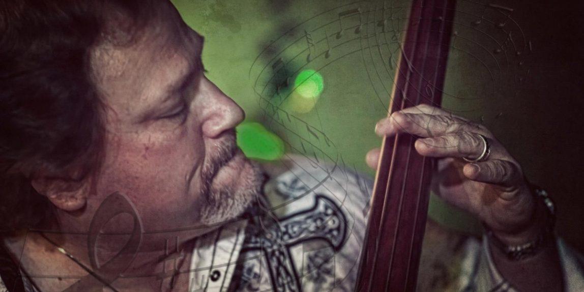 Chris Pierce, who makes music for love of art