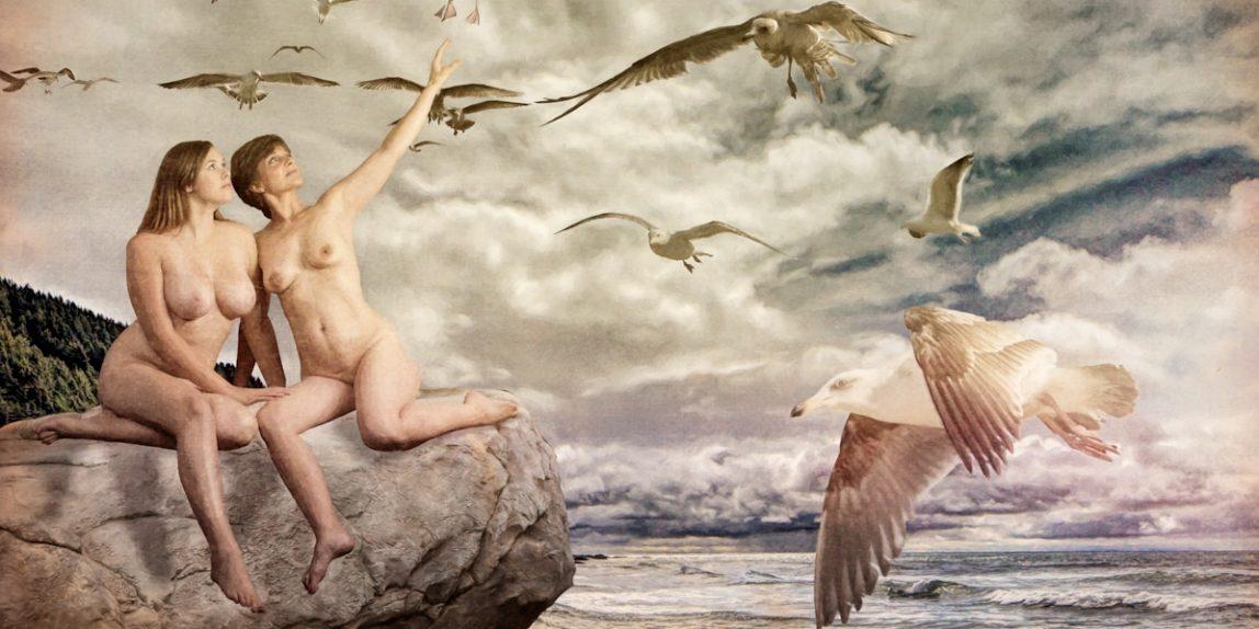 Fantasy Nudes Portfolio Image