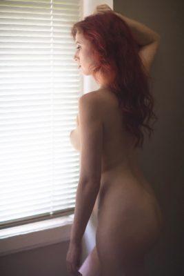 Hazel at the Window
