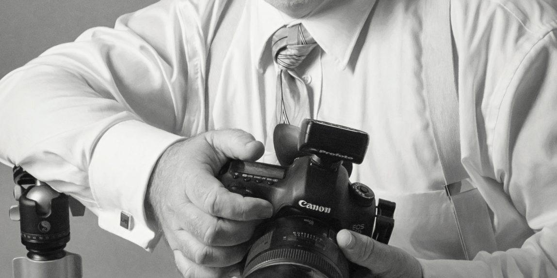 Self-Portrait: Rick Horowitz